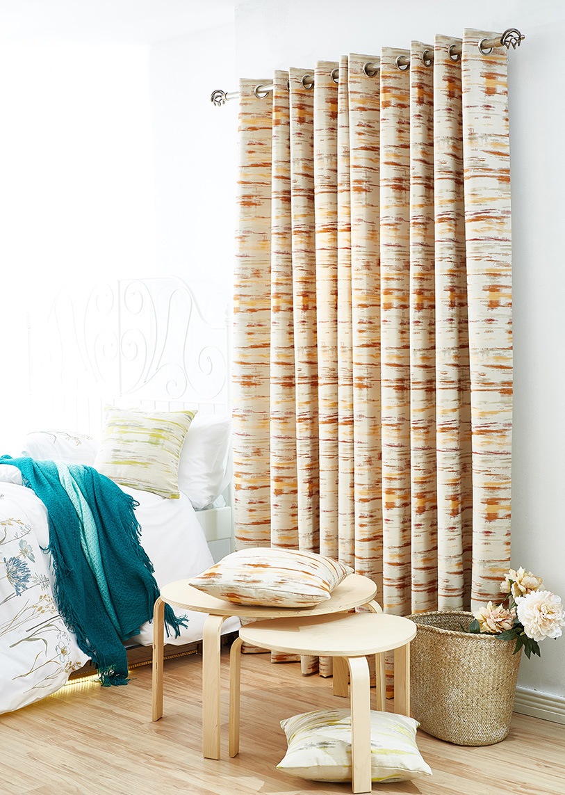 Studio Copper Ready Made Curtains