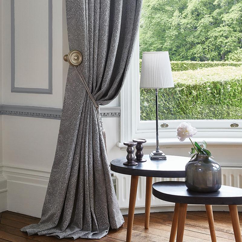 Guildhouse Platinum Curtains